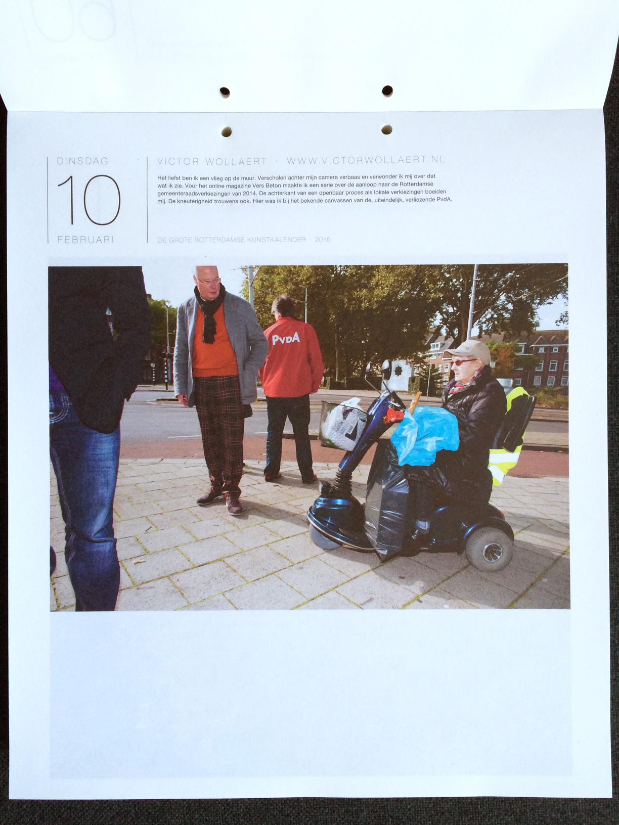 Rotterdamse Kunstkalender 1