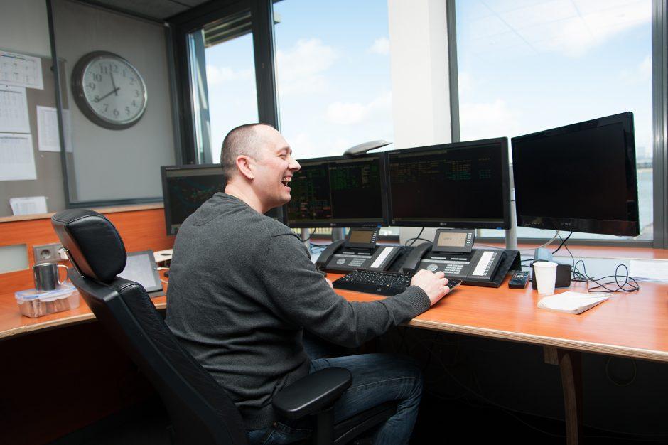 Bedrijfsreportage 'de Roeiers' voor NRCQ