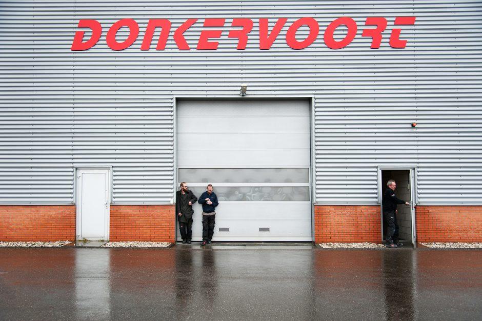 Bedrijfsreportage Donkervoort voor NRCQ
