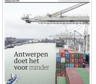 Cover Rotterdam bijlage NRC